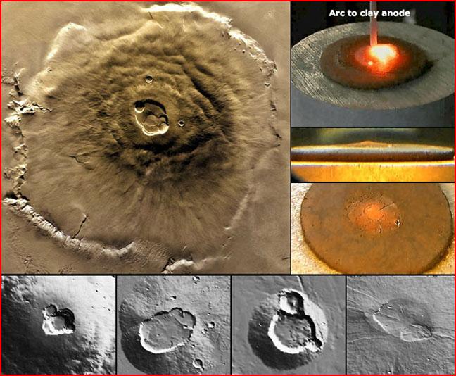 Mons Olympus – Vulkan oder Anode?