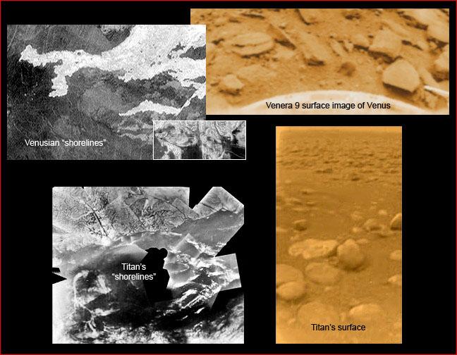 Titan - Venus