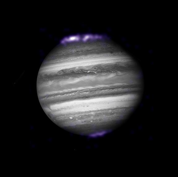 Jupiters Radioemissionen