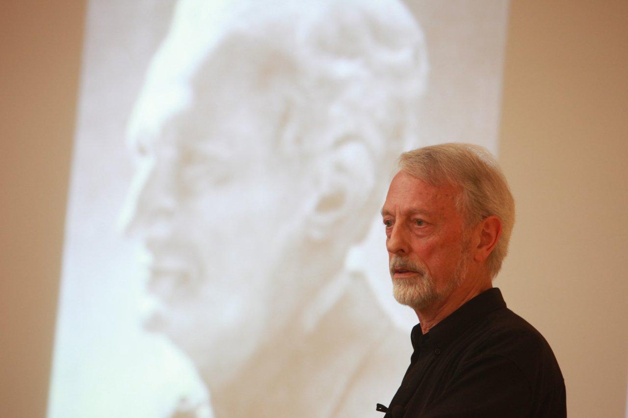Wallace Thornhill beim NPA18 Vortrag [Photo Michael Steinbacher]